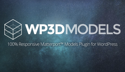 WP3D Models WordPress Plugin 3D Model