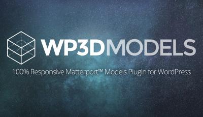 WP3D Models WordPress Plugin 3D Model