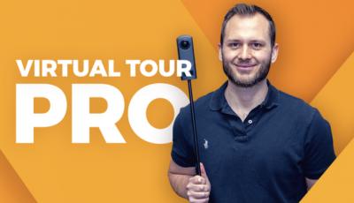 Virtual Tour Pro by Ben Claremont 3D Model