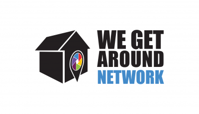 We Get Around Network 3D Model