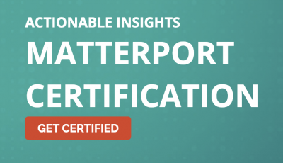 Actionable Insights Matterport Certification 3D Model