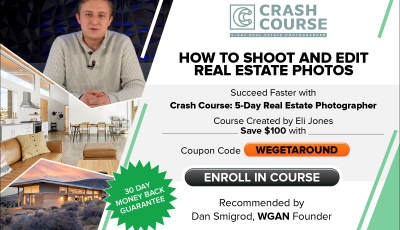 5-Day Real Estate Photographer 3D Model