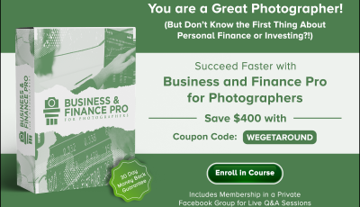 Business and Finance Pro for Photographers 3D Model